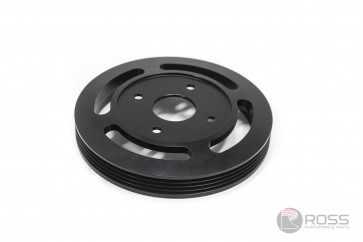 Ross Sport Nissan RB26 Water Pump Pulley (Underdriven 7.5%)