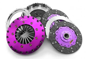Xtreme Clutch & Flywheel - Organic / Ceramic / Carbon / Single & Twin Plate - Toyota Supra JZA80 Non-Turbo 2JZ-GE (Pressed Metal Fork)