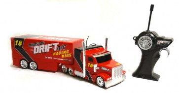 Maisto Electric RTR RC Drift Semi Truck