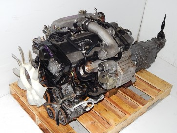 Rb25det Engine Conversion Package - Gearbox Conversion Package