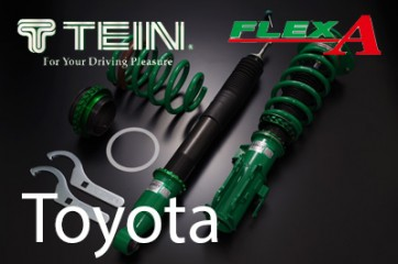 Tein Flex A Coilovers - For Toyota GT86 2012+