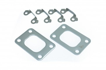 Siruda T28 Turbo Manifold Gasket Kit With Locking Tabs Nissan Skyline RB26DETT R32 R33 R34 GTR