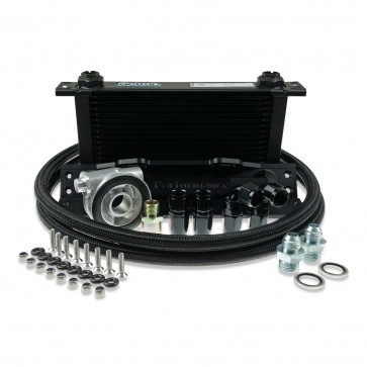 Oil Cooler Kit - Mitsubishi - Lancer Evo 1, 2, 3, 4, 5, 6, 7, 8, 9, 10