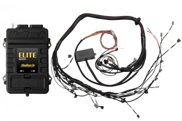 Toyota 2JZ With IGN-1A Terminated Harness Kit for use with Haltech Elite 2500 ECU