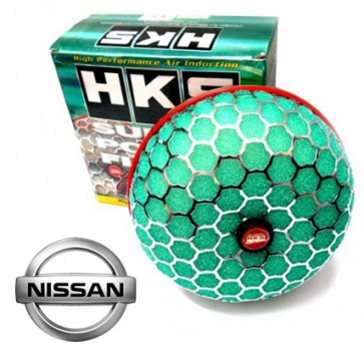 HKS Super Power Flow Induction Kit - Nissan