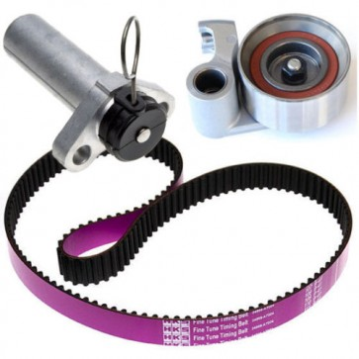 Uprated HKS Cam Belt Timing Belt Kit W Tensioner & Assy Fits Toyota Supra JZA80 / Aristo 2JZGTE /  Chaser / MarkII 1JZ-GTE