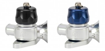 Turbosmart Dual Port BOV - Mazda CX7/3/6 Subaru WRX/Forester - Black & Blue