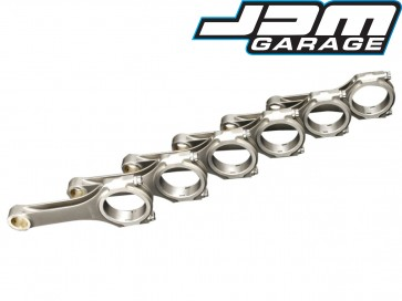 Tomei Forged H Beam Connecting Rods Lexus Soarer Supra MK4 2JZ-GTE 2JZGTE 2JZ-GE TA203A-TY03A