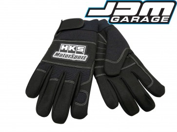 HKS Motorsport Mechanic Gloves L