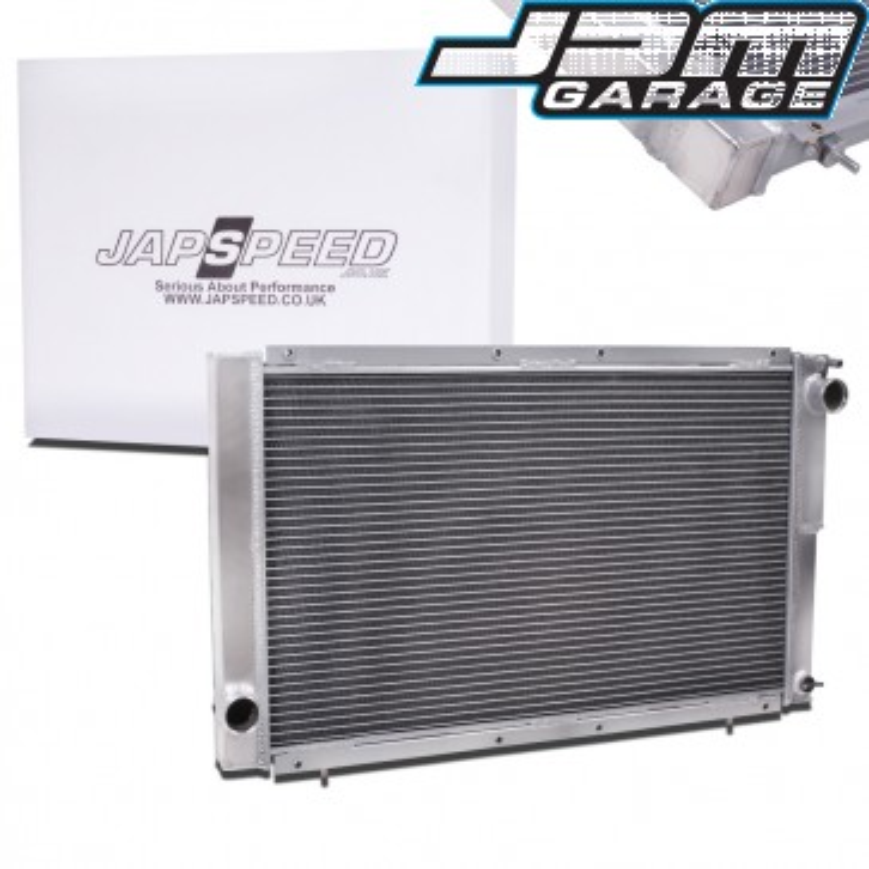 Subaru Impreza WRX STI Classic Aluminium Radiator