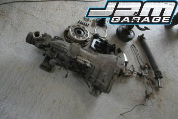 R33 GTS-T Auto to Manual Conversion Kit