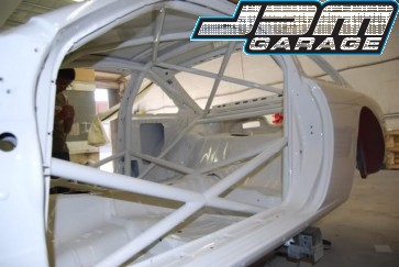 Fabricage Rollcages