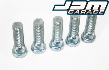 SuperForma Nissan Front Hub Wheel Studs Set Of 5