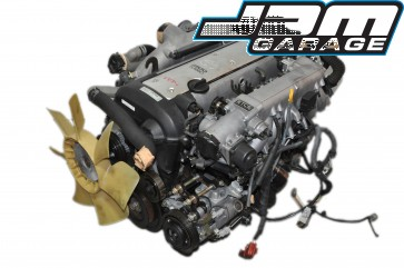 1JZ-GTE VVTi Auto 2WD For Toyota Chaser JZX100 Engine