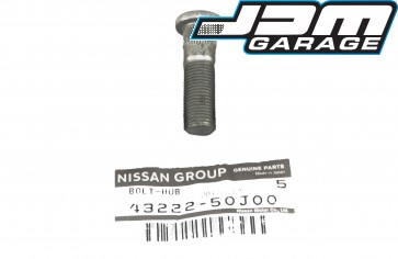 Genuine Nissan Rear Wheel Hub Studs - Cefiro / Silvia / Skyline / Stagea / GTR R35 11+ 43222-50J00