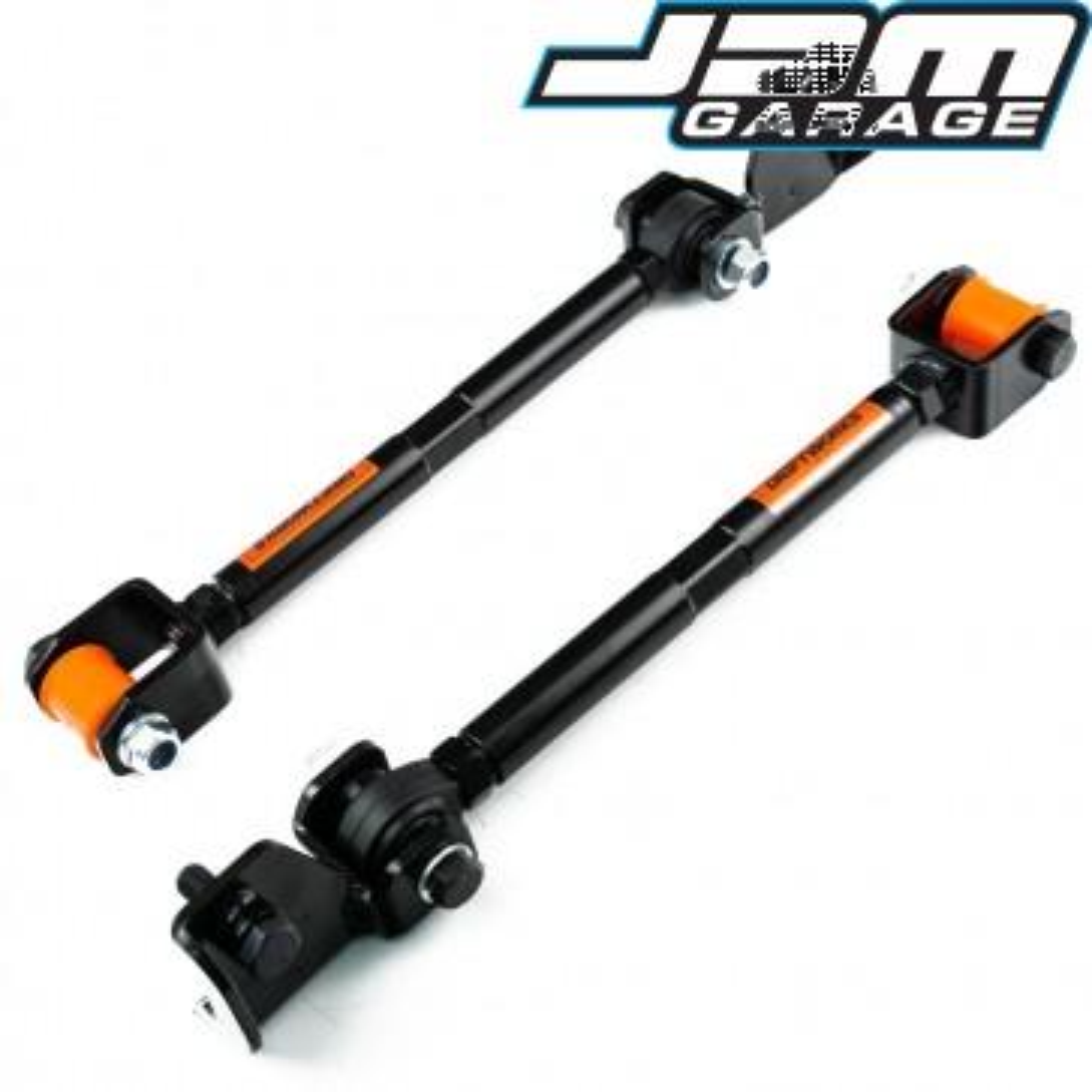 V2 Black Edition Total HICAS Eliminator Kit with Rod Ends For Nissan Skyline R32 R33 GTST GTT GTR / Silvia S13 S14 S15 / 300ZX Z32