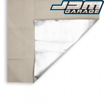 Funk Motorsport Silver Heat Wrap Reflective Blanket 600mm x 700mm