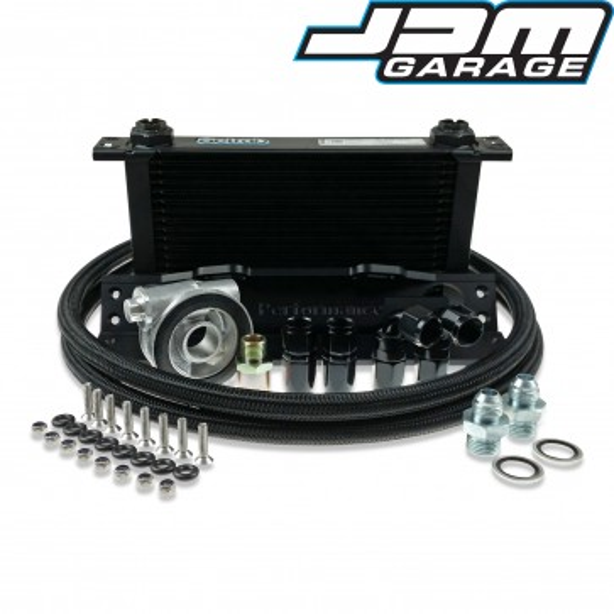 Oil Cooler Kit - Mazda - MX-5 NA NB