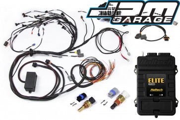Elite 2500+ ECU With Terminated Harness Kit Nissan RB30 Single Cam with LS1 Coil & CAS sub-harness