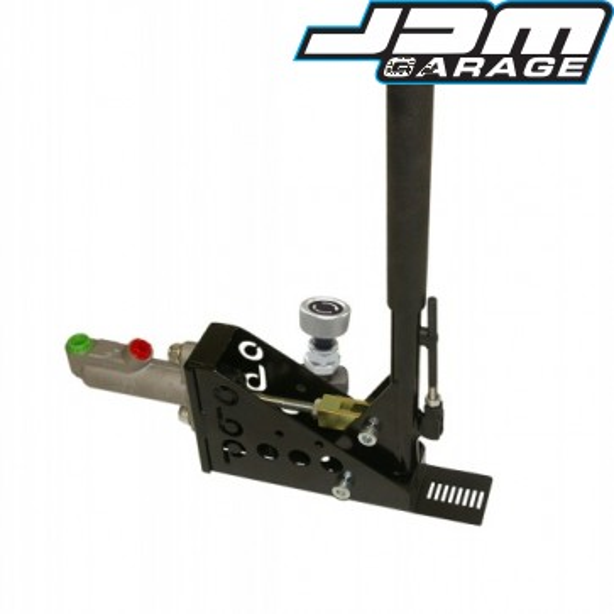 OBP Lockable Vertical Hydraulic Handbrake 280mm Lever