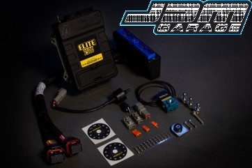 Elite 2500 + Nissan Skyline R32/33/R34 GT-R Plug'n'Play Adaptor Harness Kit With FREE Rotary Trim Module and 3 Port Boost Solenoid Kit **Special Offer**