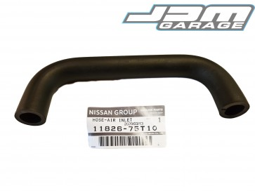 Genuine Nissan Cross Over Breather Hose (Intake To Exhaust Cover) For Skyline R33 GTS GTST GTS-4 RB25DE RB25DET 11826-75T10