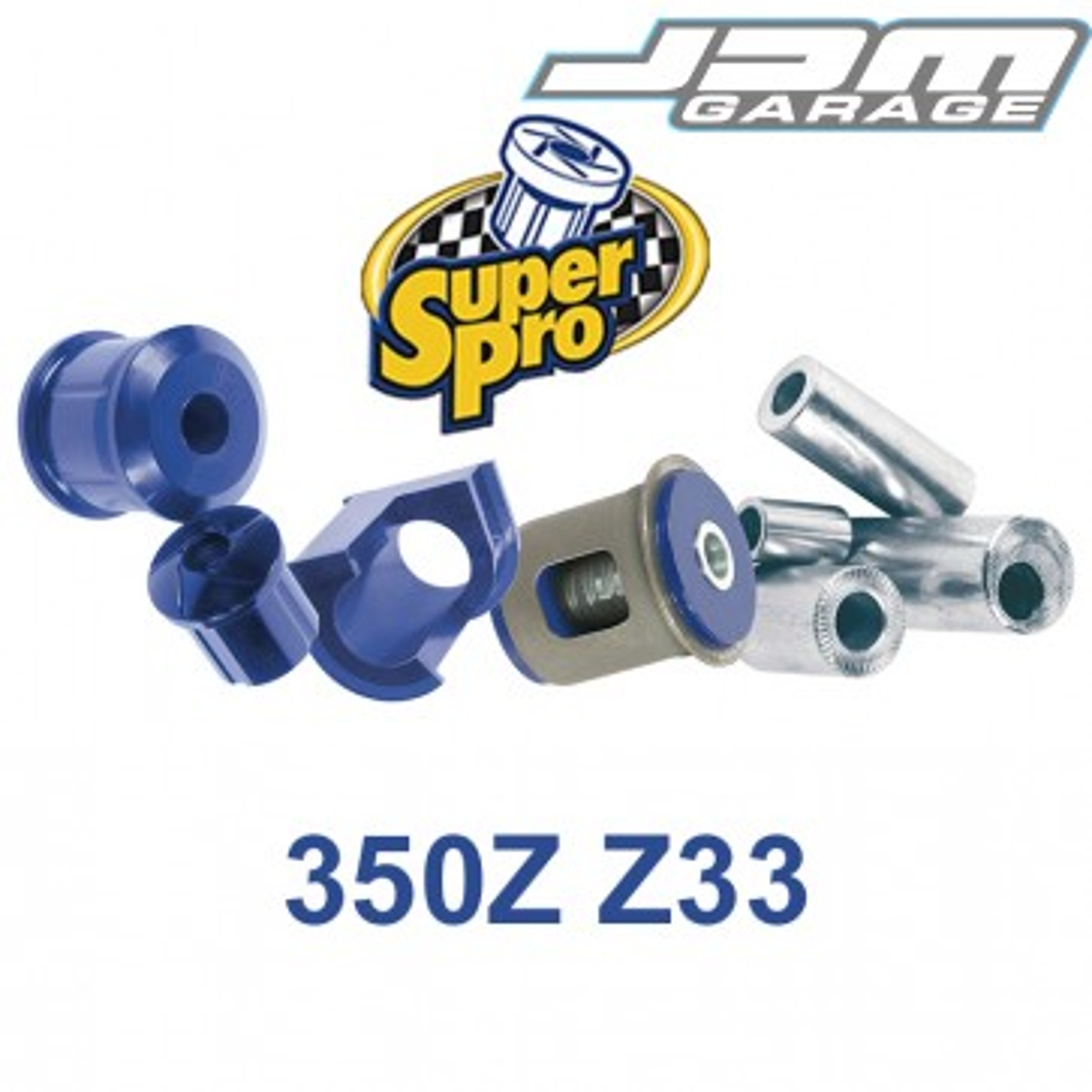 SuperPro Bushes - Nissan 350Z Z33
