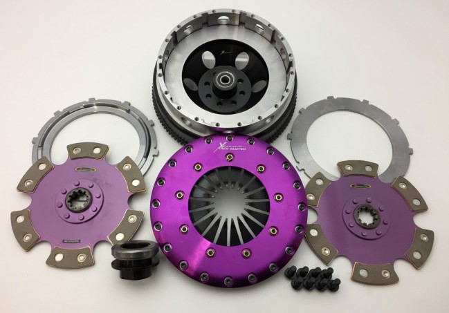 Xtreme Clutch Conversion Kit - 230mm Organic Kit - 2JZ/E46