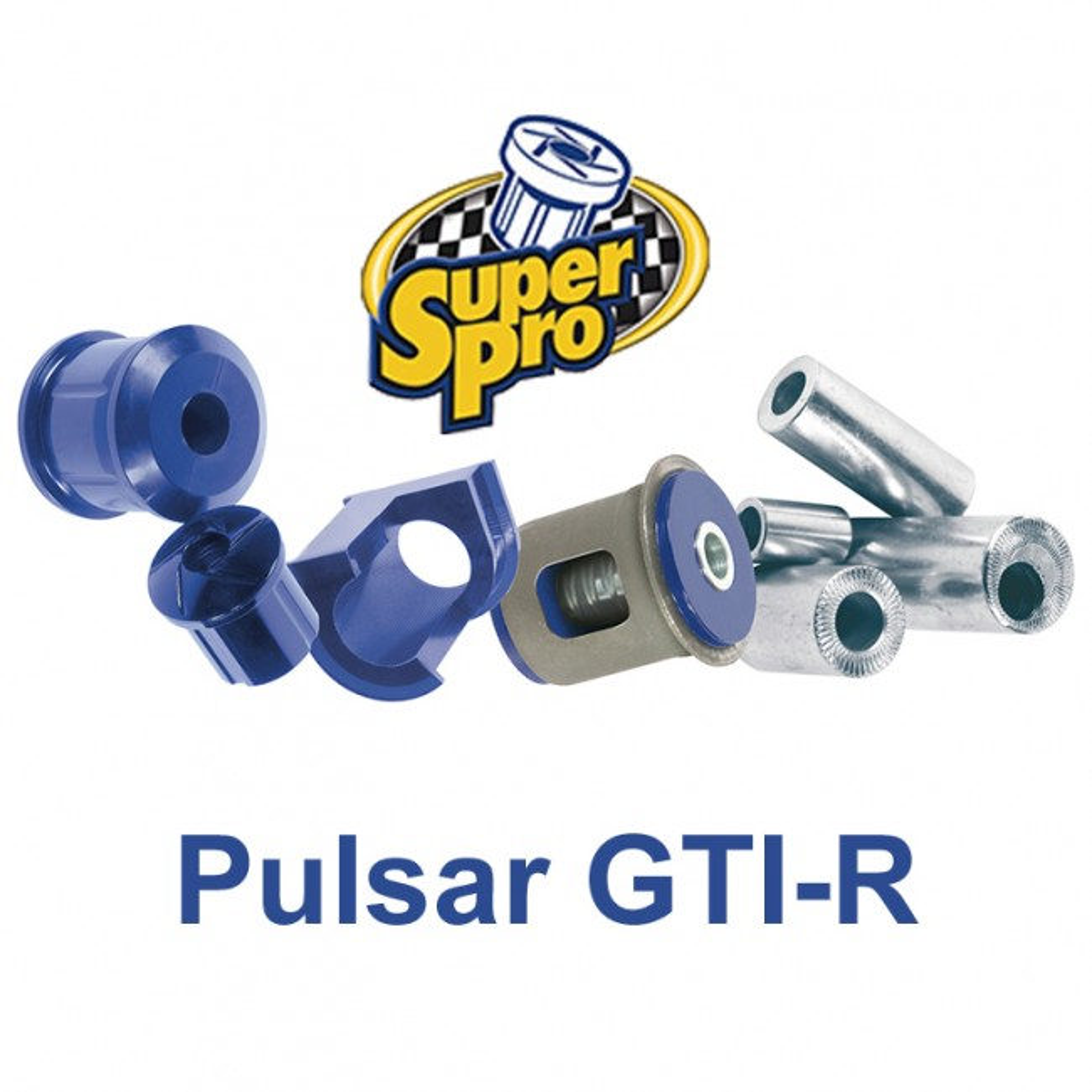 SuperPro SPF1192-16K Rear Sway Bar Mount To Chassis Bush Pulsar GTiR