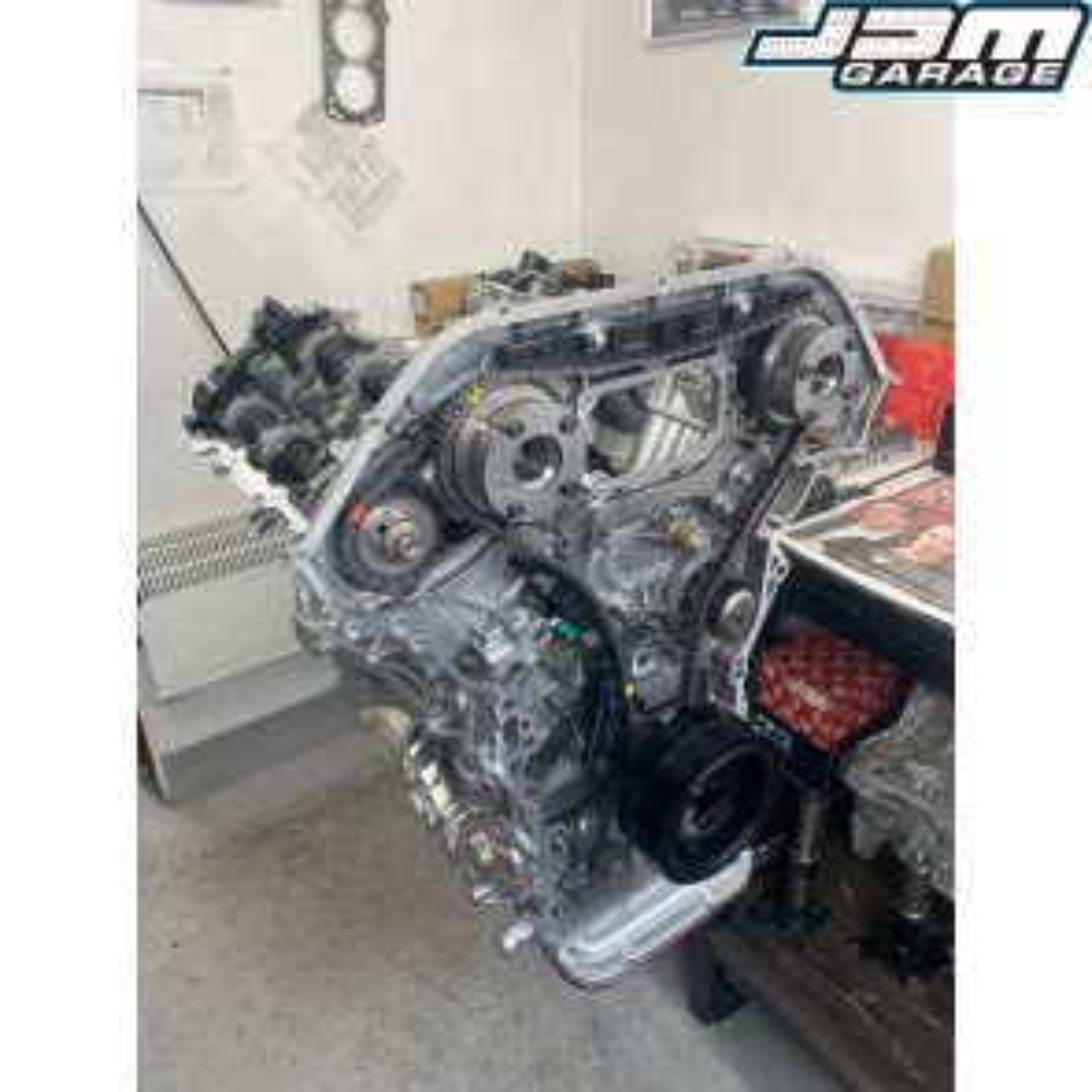 Nissan VR38DETT 3.8L V6 Rebuilt Engine R35 GT-R**Coming Soon**