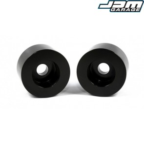 Superforma Rear Solid Diff Mounts - Skyline Silvia 200SX S14 S15 R33 R34