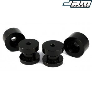Superforma Full Set of Solid Diff Mounts - Skyline Silvia 200SX S14 S15 R33 R34