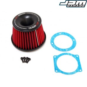 Apexi Dual Funnel Power Intake Induction RB20 RB25 75mm
