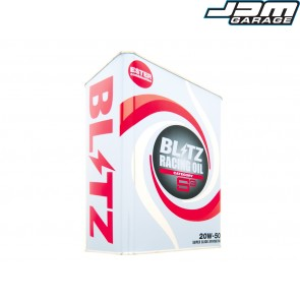 Blitz Racing Engine Oil S3 20W-50 Nissan / Toyota / Lexus / Honda / Mitsubishi / Mazda / Suzuki / Subaru
