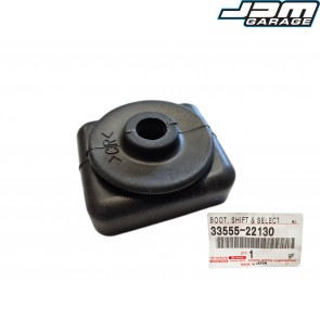 Genuine Toyota Manual Gearstick Shift & Select Rubber Boot Gaitor Chaser Cresta Mark II Blit Verossa JZX90 JZX100 JZX110 33555-22130