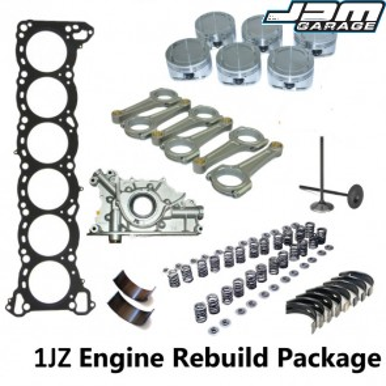 1JZ-GTE VVTI Engine Rebuild Package