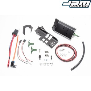 Radium Engineering Fuel Holder Surge Tank Add-on For Nissan Skyline R33 R34 Silvia S14 S15 For Use With Walbro GSS342 or AEM 50-1200