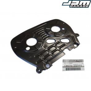 Genuine Nissan RB26DETT Front Cover Timing Backing Plate Fits Nissan Skyline R32 R33 R34 GTR Stagea 260RS 13570-05U00