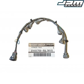 Genuine Nissan RB25DET NEO Coil Pack Harness Loom For Skyline R34 GTT Stagea WC34 RS4 24079-5L300