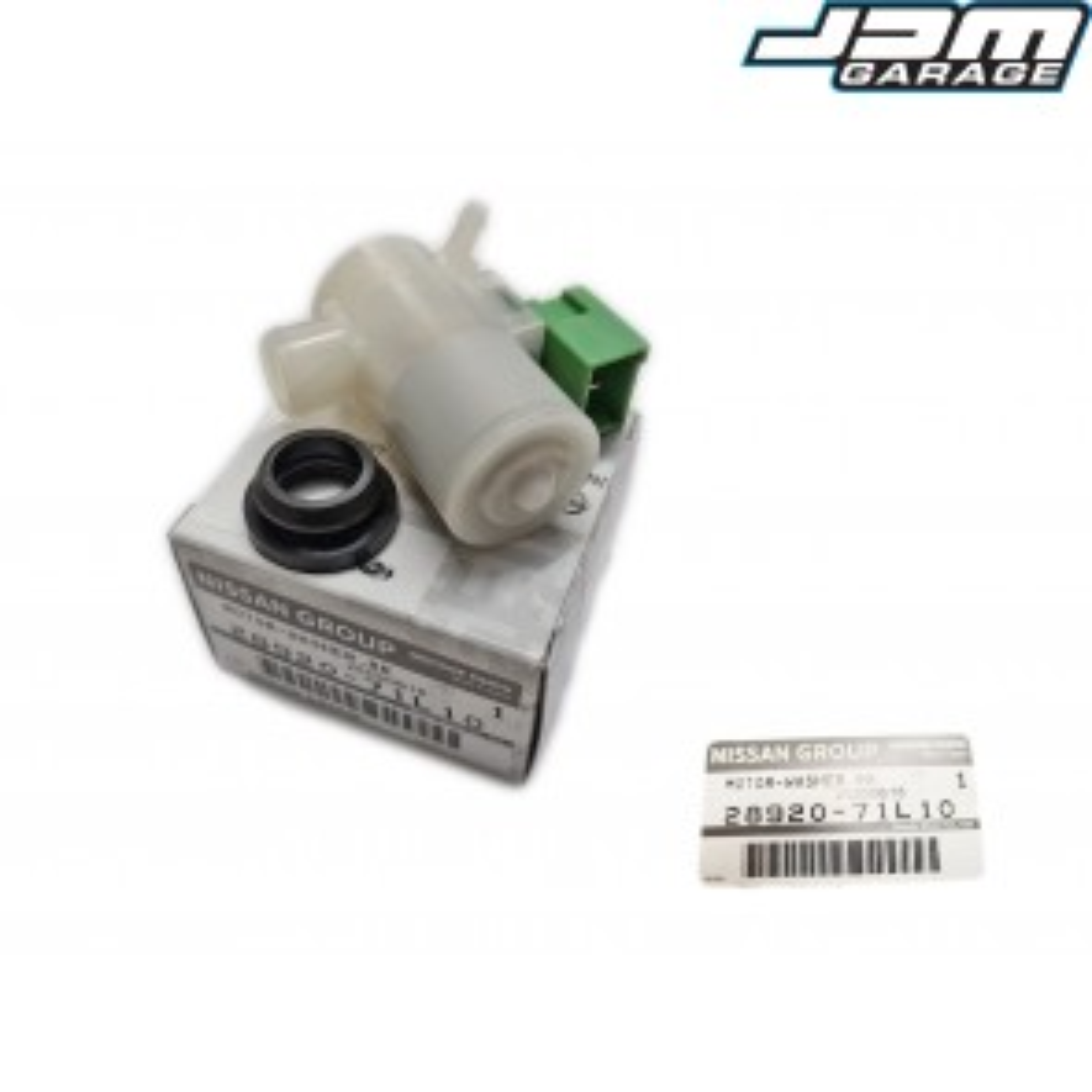 Genuine Nissan Rear Washer Motor For Cefiro A31 Skyline R32 R33 R34 28920-71L10