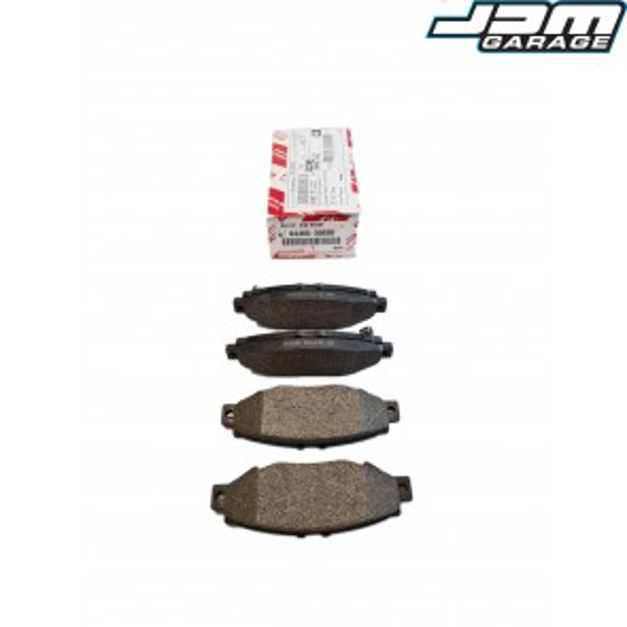 Genuine Toyota Rear Brake Pads For Supra JZA80 2JZ-GE 04466-30030