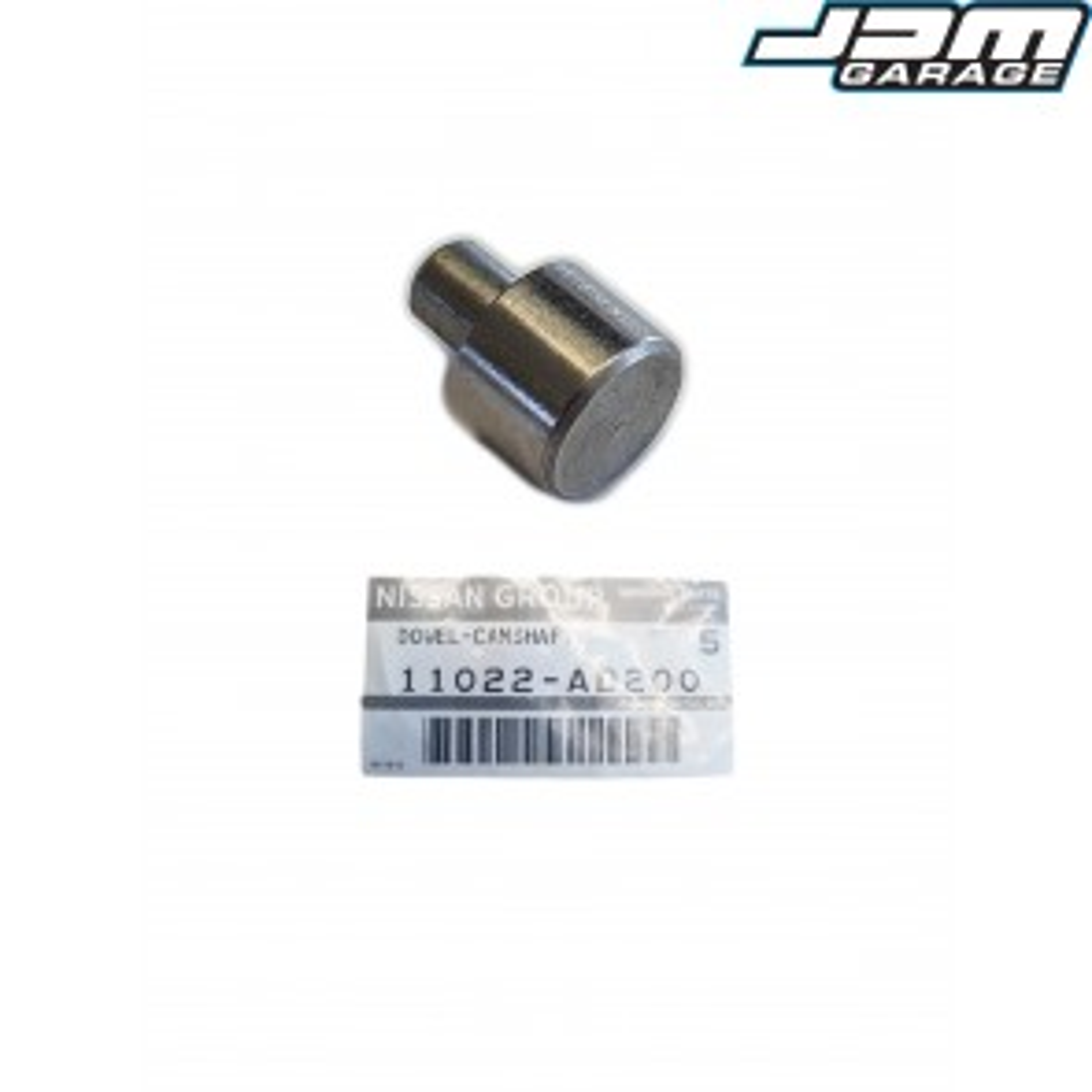 Genuine Nissan Flywheel Dowel Pin Fits R35 GT-R VR38DETT 350Z VQ35 370Z VQ37 11022-AD200