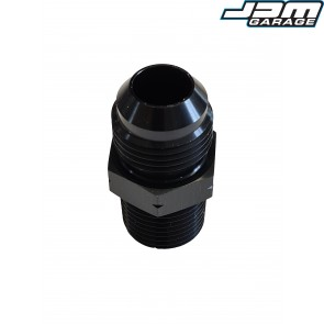 JDMGarageUK AN10 to 1/2 BSP-T Male to Male Adapter