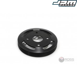 Ross Performance RB25DET Water Pump Pulley (Underdriven 7%) Fits Nissan Skyline R33 GTST