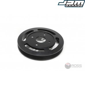 Ross Performance Nissan RB26 Water Pump Pulley (Underdriven 7.5%)