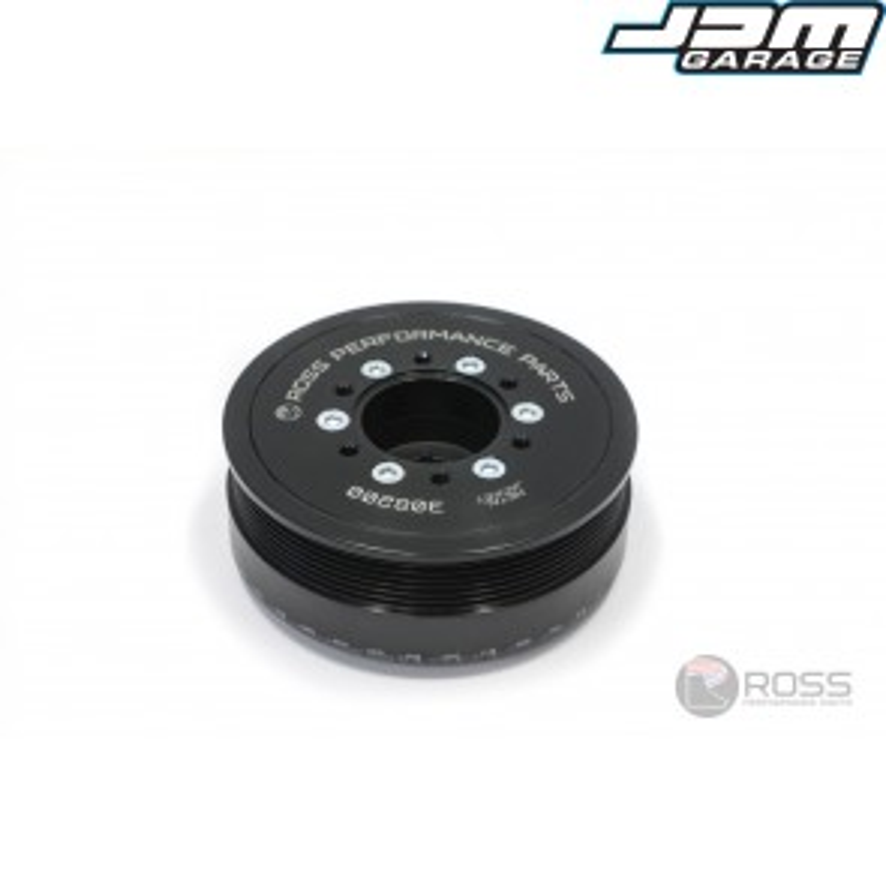 Ross Performance Nissan VK56 Metal Jacket Harmonic Damper