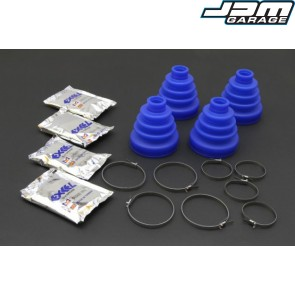 HardRace Nissan 200SX S14 and Skyline GTS-T Silicone CV Boot Kit