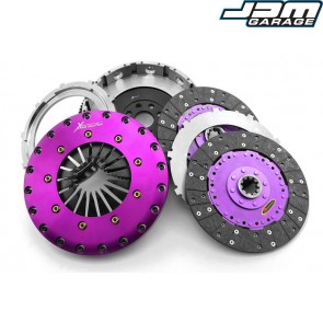 Xtreme Clutch & Flywheel - Organic / Ceramic / Carbon / Single & Twin Plate - Toyota 1JZ-GTE Chaser, Cresta, Mark II, JZX90, JZX100, JZX110 (Pull-Type)