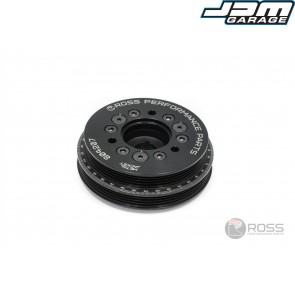Ross Performance Toyota 4E-FTE Metal Jacket Harmonic Damper