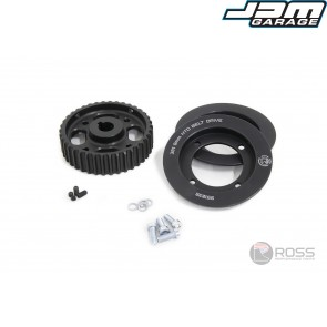Ross Performance 8mm HTD Oil Pump Pulley with Pulley Shields
